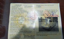 Cần bán xe Chevrolet Spark số sàn, đời 2009 giá 129 triệu tại Đồng Nai