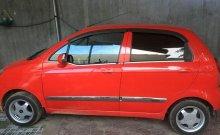 Cần bán lại xe cũ Chevrolet Spark đời 2011, màu đỏ giá 100 triệu tại Quảng Ngãi