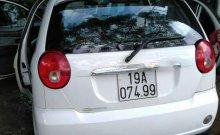 Bán Chevrolet Spark sản xuất 2009, màu trắng số sàn giá 90 triệu tại Quảng Ninh