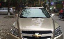 Bán Chevrolet Captiva năm 2010, màu vàng giá 326 triệu tại Tp.HCM