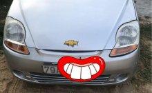 Bán ô tô Chevrolet Spark năm sản xuất 2010, màu bạc giá 108 triệu tại Khánh Hòa