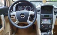 Cần bán Chevrolet Captiva LT 2.4 MT đời 2008, màu vàng như mới giá 250 triệu tại Hà Nội