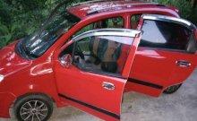 Cần bán gấp Chevrolet Spark đời 2009, màu đỏ giá 95 triệu tại Thanh Hóa