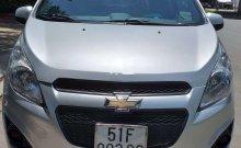 Chính chủ bán Chevrolet Spark 1.2LT năm 2016, màu bạc giá 225 triệu tại Tp.HCM