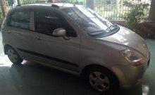 Cần bán Chevrolet Spark đời 2009, màu bạc giá 115 triệu tại Thái Nguyên