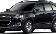 Bán xe Chevrolet Captiva sản xuất năm 2018, màu đen giá 656 triệu tại Nghệ An