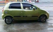 Bán Chevrolet Spark đời 2008, màu xanh lục, xe gia đình giá 120 triệu tại An Giang