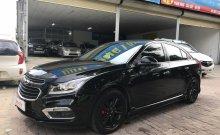 Cần bán Chevrolet Cruze LT đời 2016, màu đen giá 368 triệu tại Hà Nội