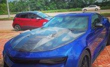 Cần bán Chevrolet Camaro đời 2017, màu xanh lam, xe nhập giá 1 tỷ 950 tr tại Bắc Giang