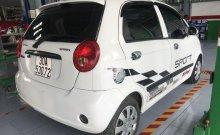 Cần bán gấp Chevrolet Spark MT năm sản xuất 2009, màu trắng   giá 119 triệu tại Tp.HCM