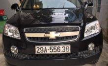Cần bán Chevrolet Captiva đời 2012, màu đen, giá chỉ 370 triệu giá 370 triệu tại Hà Nội