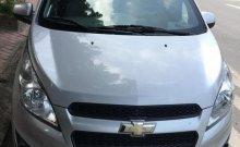 Chính chủ bán xe Chevrolet Spark LS 1.0 MT đời 2015, màu bạc giá 195 triệu tại Thái Nguyên