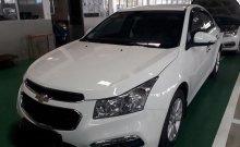Bán xe Chevrolet Cruze năm 2016, màu trắng xe gia đình, giá chỉ 450 triệu giá 450 triệu tại Long An
