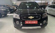 Cần bán Chevrolet Captiva 2.4AT sản xuất 2010, màu đen, giá 355tr giá 355 triệu tại Phú Thọ