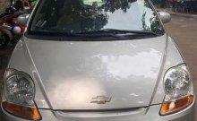 Cần bán gấp Chevrolet Spark đời 2009, màu bạc giá 128 triệu tại Bình Dương