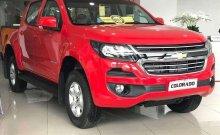 Bán xe Chevrolet Colorado 4x2 2.5L MT năm sản xuất 2019, màu đỏ, nhập khẩu giá 594 triệu tại Bình Định