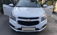 Cần bán xe Chevrolet Cruze 2017 màu trắng bản LT số sàn giá 376 triệu tại Tp.HCM