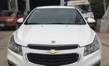 Cần bán xe Chevrolet Cruze 2016, màu trắng, có hỗ trợ trả góp giá 409 triệu tại Tp.HCM