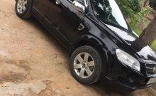 Bán Chevrolet Captiva năm sản xuất 2009, màu đen, nhập khẩu nguyên chiếc như mới giá 270 triệu tại Nghệ An