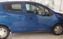 Chính chủ bán xe Chevrolet Spark đời 2016, màu xanh lam giá 200 triệu tại Cần Thơ