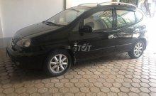 Cần bán gấp Chevrolet Vivant MT đời 2008, màu đen xe gia đình giá 199 triệu tại Gia Lai