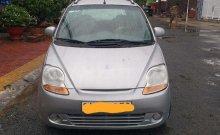 Bán Chevrolet Spark đời 2009, màu bạc giá 129 triệu tại Vĩnh Long