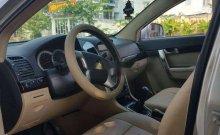 Bán xe Chevrolet Captiva sản xuất 2008, màu bạc, nhập khẩu nguyên chiếc giá 300 triệu tại Khánh Hòa