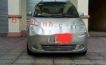 Cần bán xe Chevrolet Spark sản xuất 2010, màu bạc giá 110 triệu tại Thái Nguyên