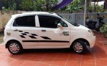 Cần bán Chevrolet Spark đời 2009, màu trắng, xe gia đình giá 95 triệu tại Ninh Bình