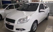 Cần bán xe Chevrolet Aveo 2018, màu trắng, nhập khẩu nguyên chiếc giá 355 triệu tại Đắk Lắk