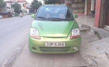 Cần bán Chevrolet Spark đời 2008, màu xanh lam giá cạnh tranh giá 85 triệu tại Thanh Hóa