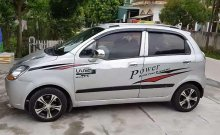 Bán xe Chevrolet Spark 2009, màu bạc giá 99 triệu tại Hà Tĩnh