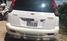 Cần bán gấp Chevrolet Vivant MT đời 2010, màu trắng giá 220 triệu tại Lâm Đồng
