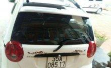 Cần bán Chevrolet Spark đời 2009, màu trắng xe gia đình giá 96 triệu tại Ninh Bình