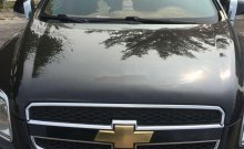 Xe Chevrolet Captiva sản xuất năm 2008, màu đen, giá 285tr giá 285 triệu tại BR-Vũng Tàu