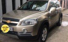 Cần bán gấp Chevrolet Captiva đời 2009, màu nâu, nhập khẩu nguyên chiếc chính hãng giá 305 triệu tại Tp.HCM