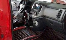 Bán Chevrolet Colorado đời 2017, màu đỏ, nhập khẩu nguyên chiếc số sàn giá 510 triệu tại Hà Tĩnh