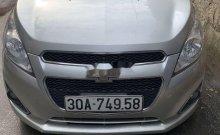 Cần bán gấp Chevrolet Spark đời 2015, màu bạc giá 258 triệu tại Hà Nội