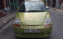 Bán Chevrolet Spark đời 2009, màu xanh lục, 79.5 triệu giá 80 triệu tại Nam Định