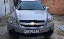 Bán xe Chevrolet Captiva LT sản xuất 2007, màu bạc, nhập khẩu giá 255 triệu tại Đồng Nai