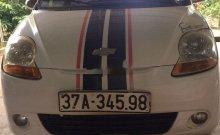 Bán Chevrolet Spark đời 2014, màu trắng xe nguyên bản giá 80 triệu tại Nghệ An