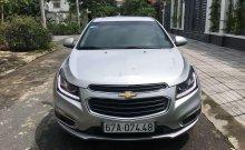 Cần bán Chevrolet Cruze sản xuất 2017, màu bạc giá 485 triệu tại Tp.HCM