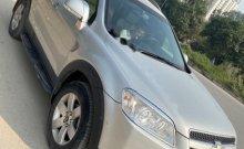 Bán Chevrolet Captiva năm sản xuất 2008, màu bạc giá 230 triệu tại Hà Nội