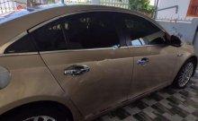 Bán Chevrolet Cruze LS 1.6 MT 2010, màu vàng, xe còn mới giá 299 triệu tại Ninh Thuận