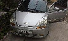 Bán ô tô Chevrolet Spark LT 0.8 MT năm sản xuất 2010, màu bạc, 105 triệu giá 105 triệu tại Nam Định