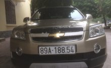 Cần bán gấp Chevrolet Captiva đời 2009 xe máy nổ êm giá 415 triệu tại Hưng Yên