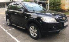 Cần bán gấp Chevrolet Captiva năm sản xuất 2008, màu đen, số tự động  giá 299 triệu tại Tp.HCM