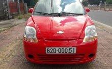 Bán Chevrolet Spark 2015, màu đỏ giá 145 triệu tại Bình Định