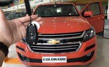 Chevrolet Colorado 2.5L High Country đời 2020, màu cam, xe nhập giá 819 triệu tại Hà Nội