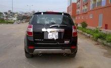 Cần bán gấp Chevrolet Captiva 2009, màu đen xe máy chạy êm giá 279 triệu tại Thanh Hóa